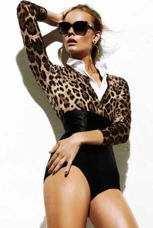Dolce-Gabbana-Spring-Summer-2011-Leopard-Print-Suit