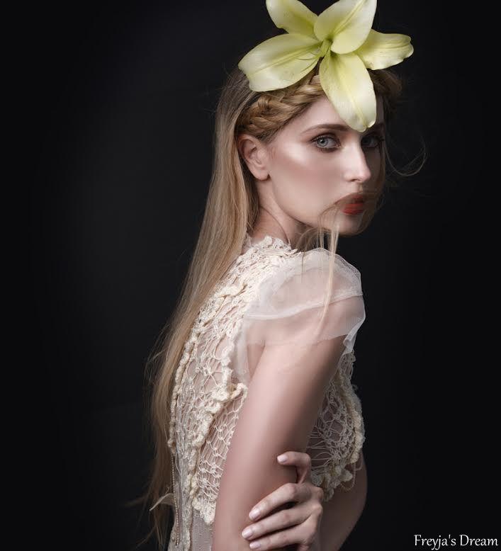 M.U.A- Netta Szekely Photographer - Alon Shafransky Styling - Mazal Hason Hair - Ohad Dagan